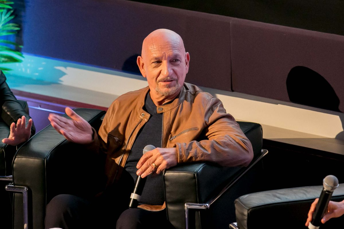 LEARNING TO DRIVE. BEN KINGSLEY AND PATRICIA CLARKSON Q&A