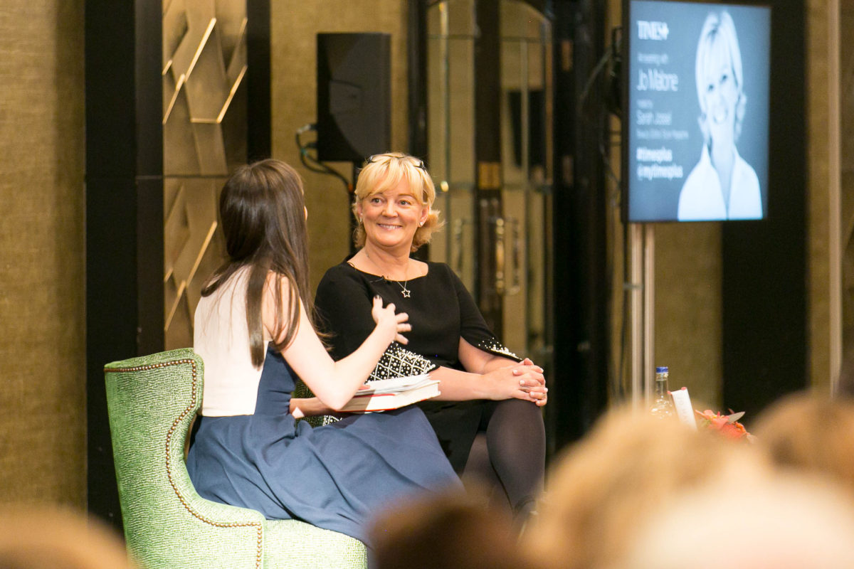 AN EVENING WITH JO MALONE