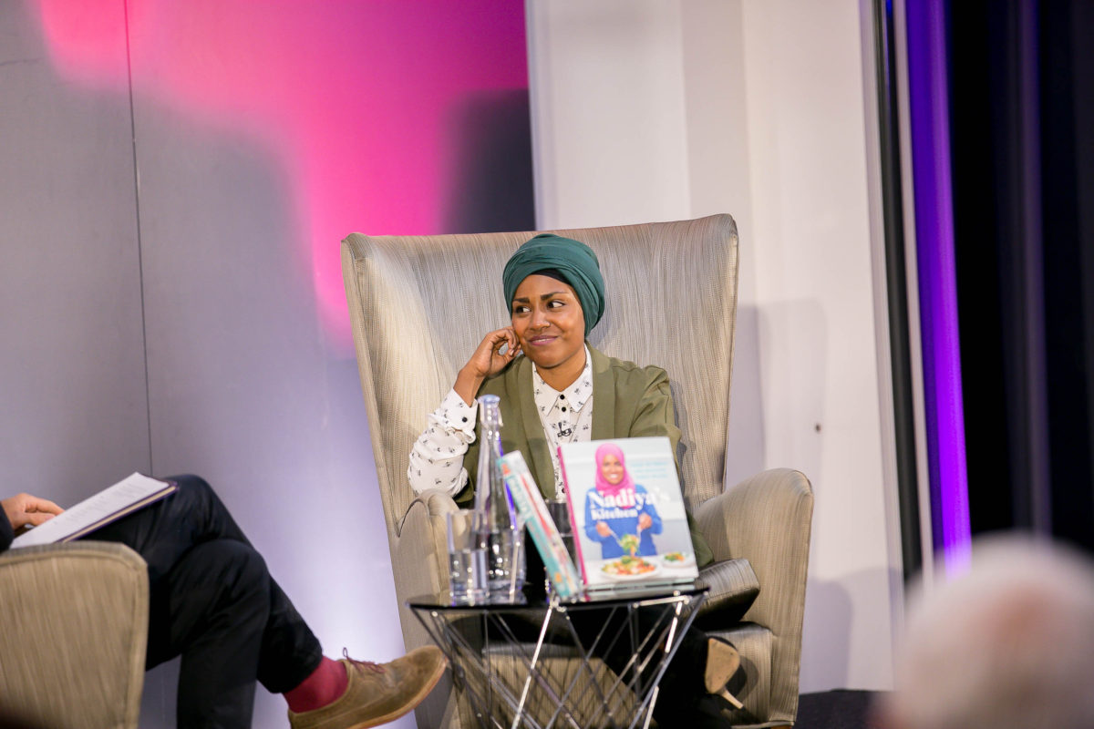AN EVENING WITH NADIYA HUSSAIN