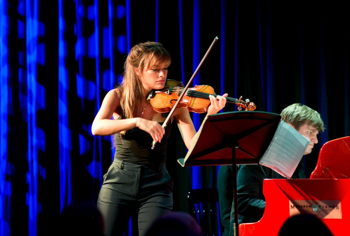 AN EVENING WITH NICOLA BENEDETTI